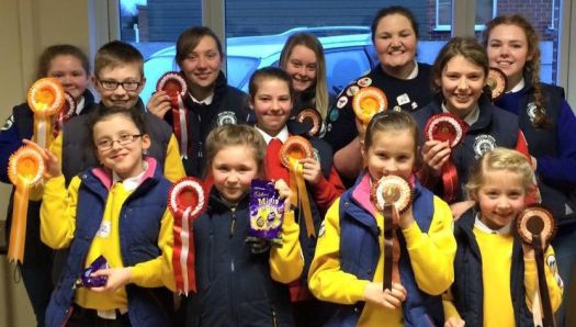 Pony Club Inter-Centre competition 2016